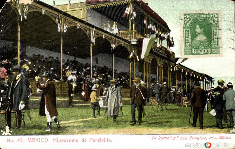 Hipódromo de Peralvillo