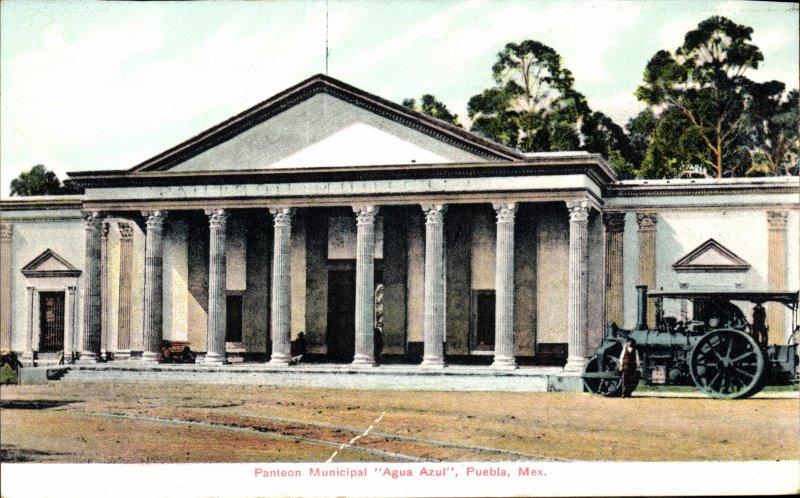 Panteón Municipal Agua Azul