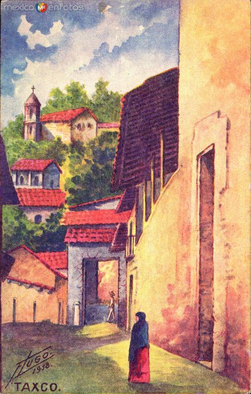 Calles de Taxco
