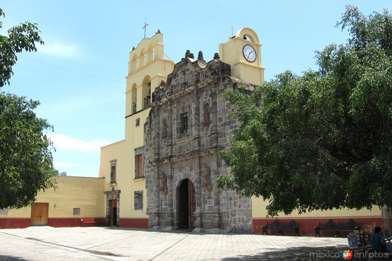 Fotos de Amacueca, Jalisco, México: Templo principal