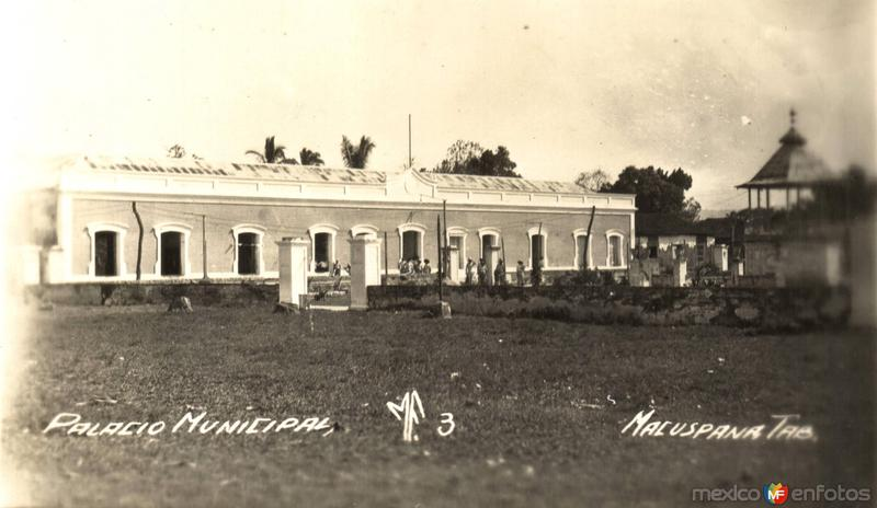 Palacio municipal de Macuspana