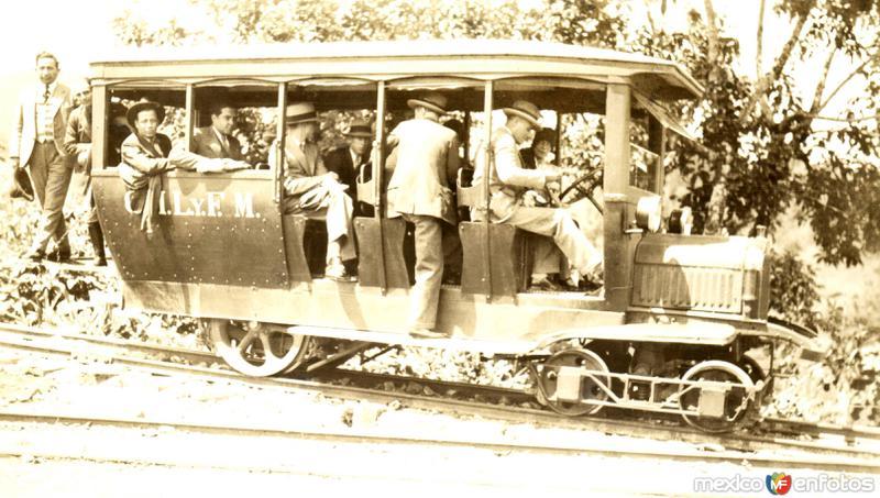 Fotos de , , M�xico: Ferrocarriles Mexicanos