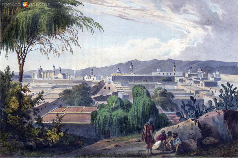 Vista panorámica de San Luis Potosí