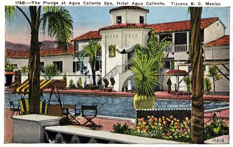 Hotel de Agua Caliente
