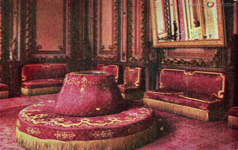 Foyer del Teatro Juárez