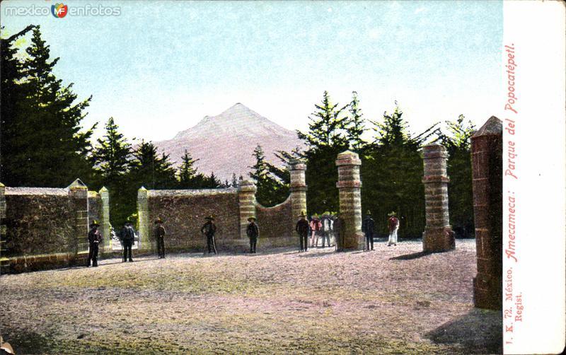 Parque del Popocatépetl