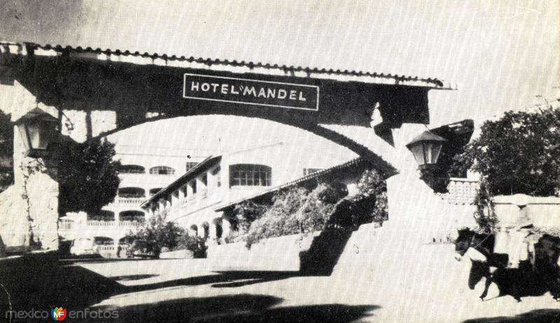 Fotos de Cuernavaca, Morelos, M�xico: Hotel Mandel