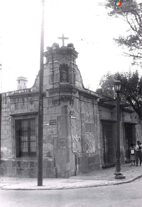 Casa Diego de Ordaz, en Coyoacán
