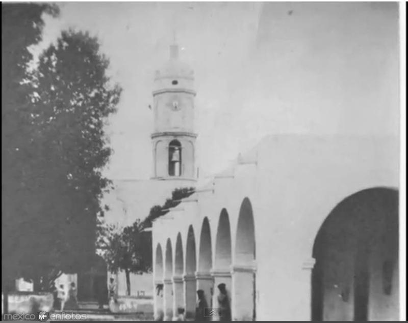 Templo de Santo Santiago Apostol