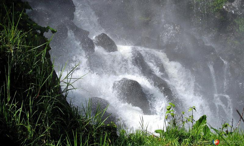 Centro Recretivo Ecoturístico, Cascadas de Quetzalapan,
