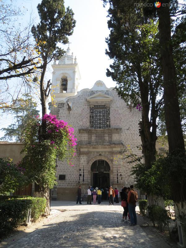 Los domingos en Tepotzotlán. Dic. 2012
