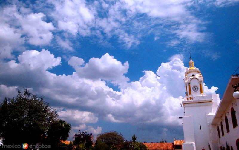 Parroquia de Santiago Apóstol, Centro Histórico