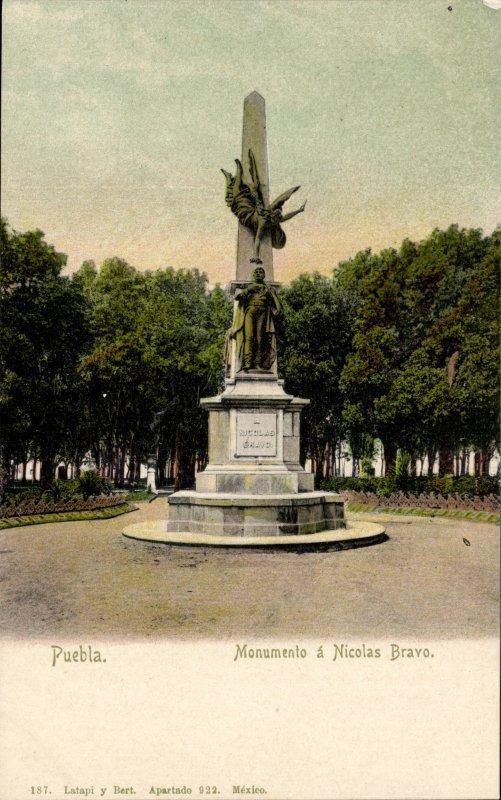 Monumento a Nicolás Bravo