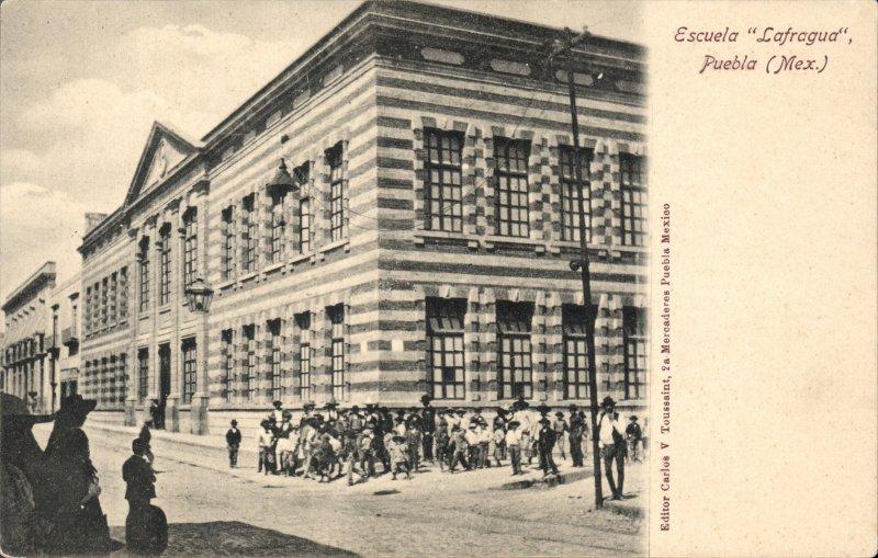 Escuela Lafragua