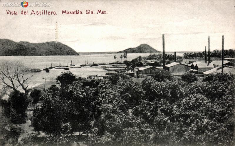 Vista del Astillero