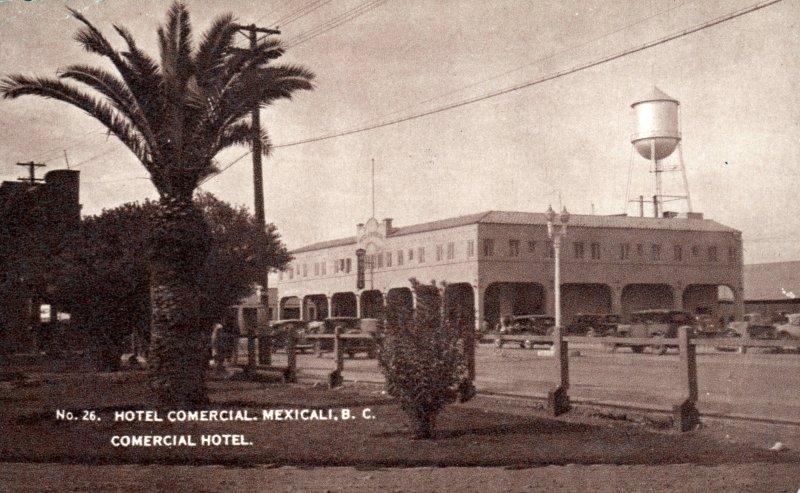 Hotel Comercial