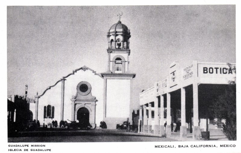 Fotos de Mexicali, Baja California, M�xico: Iglesia de Guadalupe