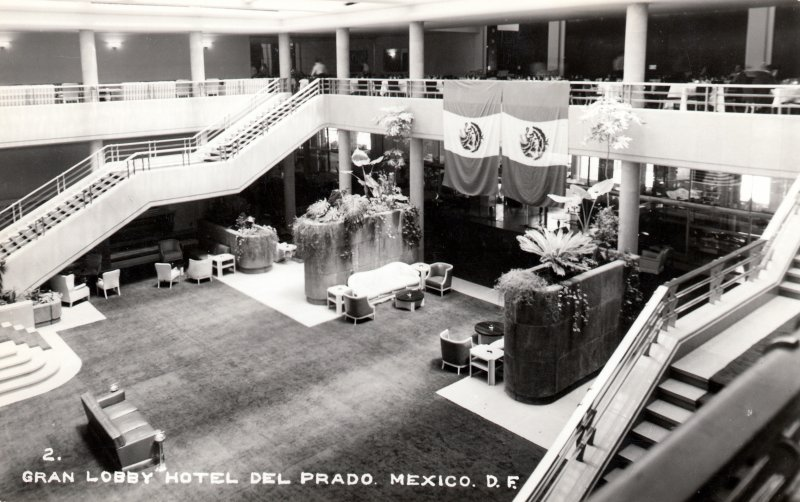 Lobby the Hotel Del Prado