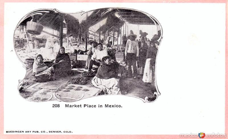 Mercado típico