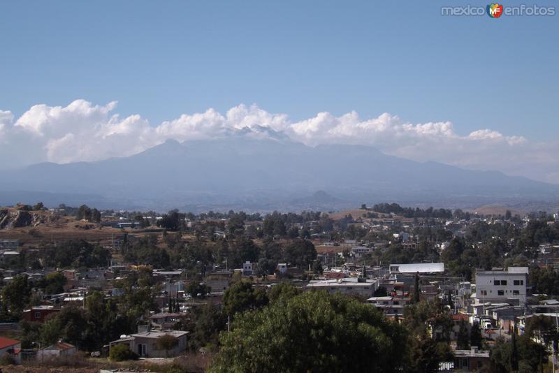 Comunidad de San Gregorio Atzompa, Puebla. Diciembre/2013
