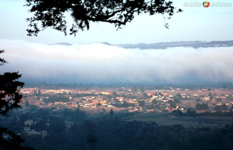 Vista desde Matlahuacala