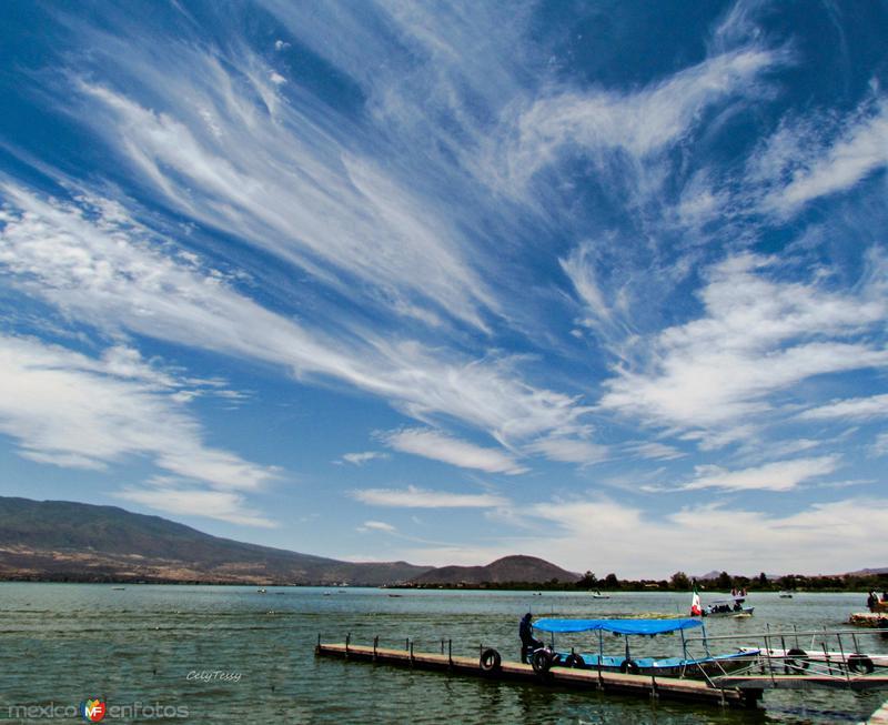 Viernes Santo en La Laguna de Cajititlán.
