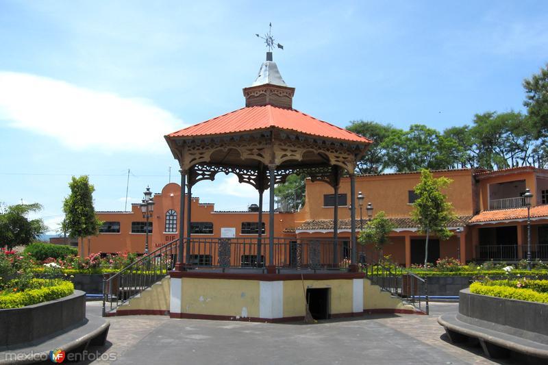 Fotos de Amacueca, Jalisco, M�xico: Plaza