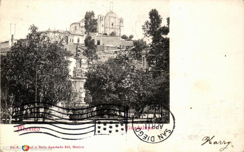 Fotos de Ciudad de M�xico, Distrito Federal, M�xico: Bas�lica de Guadalupe