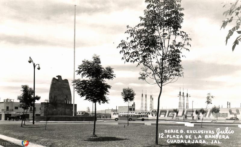 Plaza de la Bandera