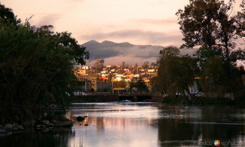 Inicio del mítico Río Chignahuapan