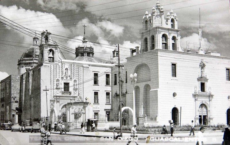 Iglesia de San Diego Hacia 1940