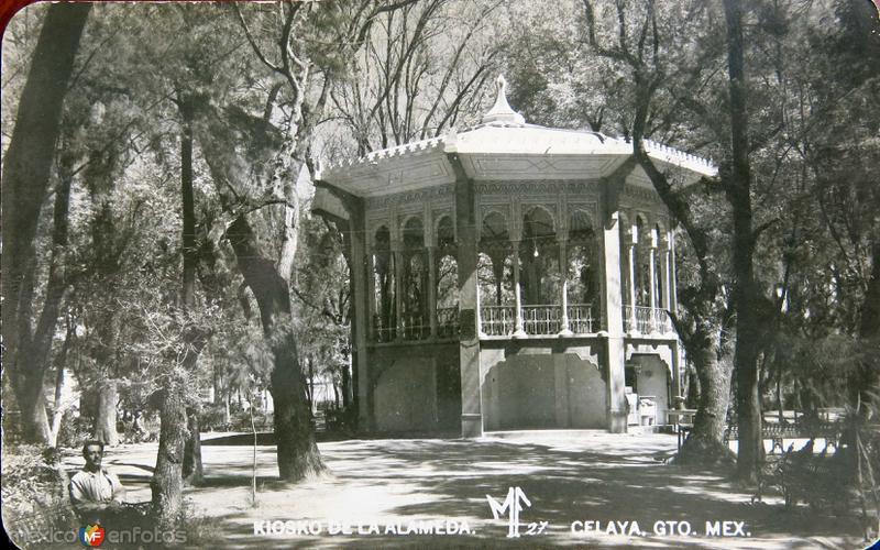 Kiosko de la Alameda
