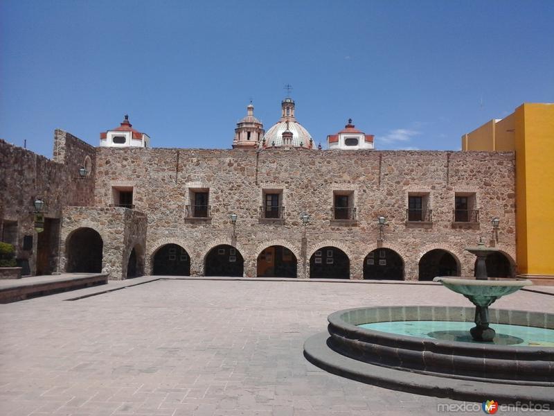 Plaza de Aranzazu.