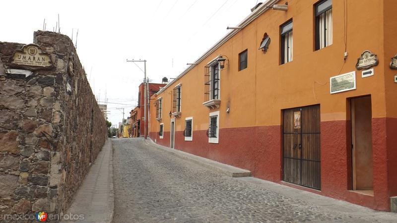 Patrimonio de la Humanidad, San Miguel de Allende. Abril/2014