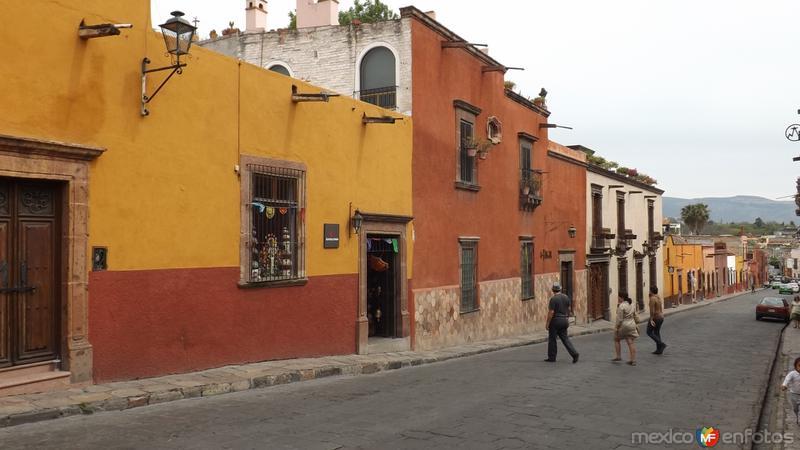 Centro Histórico de San Miguel de Allende. Abril/2014
