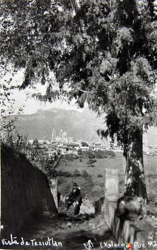 Vista de Teziutlán