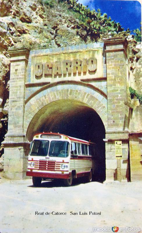 Ogarrio Tunel