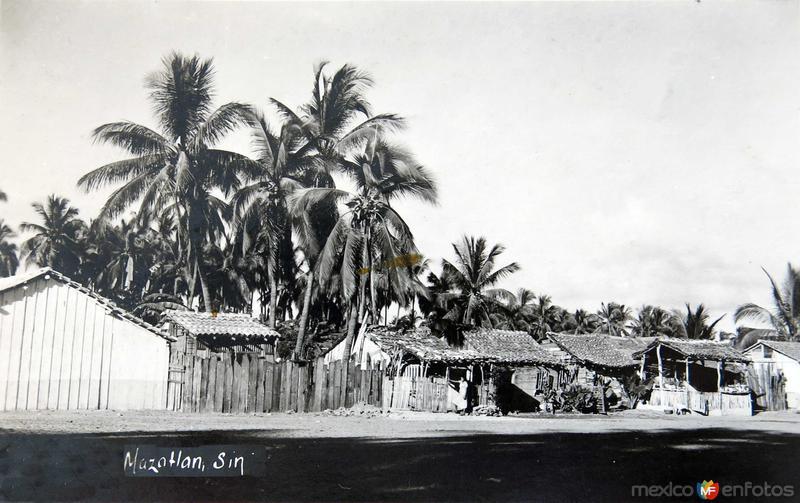 Escena Callejera 1930