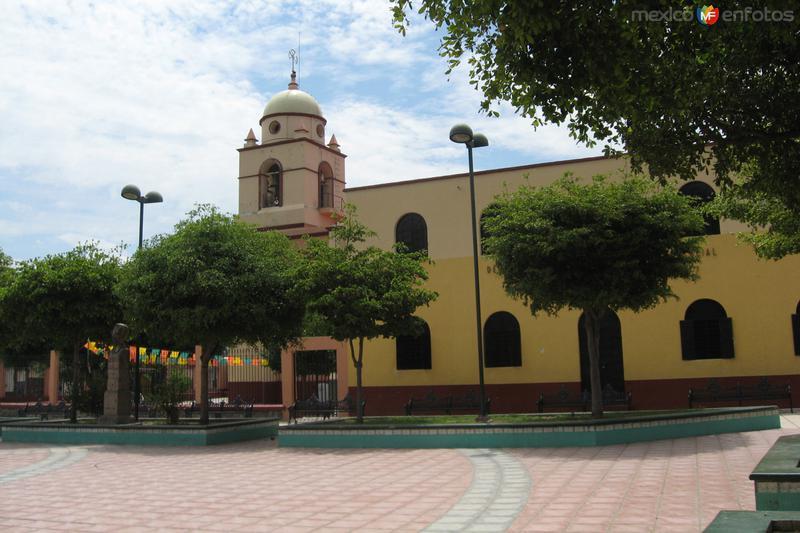 Templos y Monumentos
