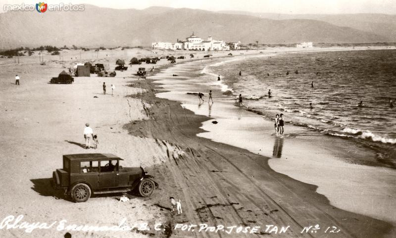 Playa de Ensenada