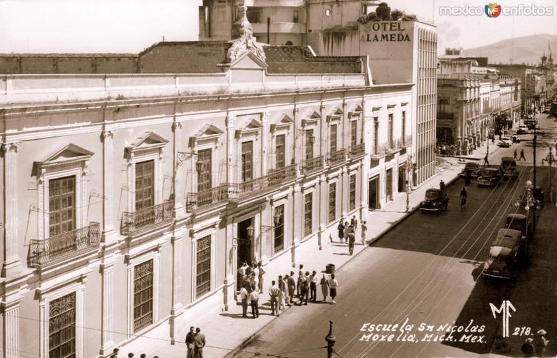 Escuela San Nicolás