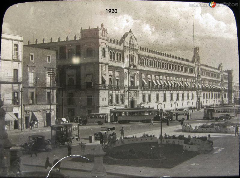 Palacio Nal. 1920