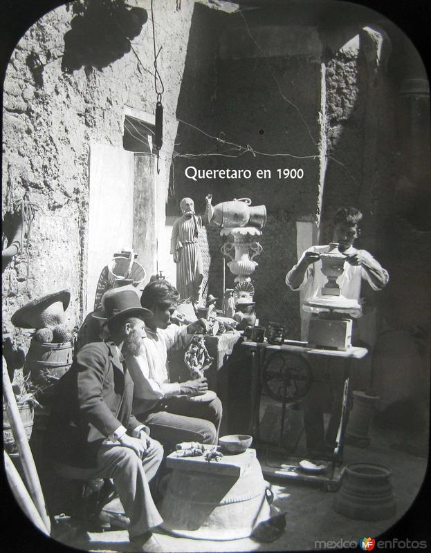 Alfarero 1909