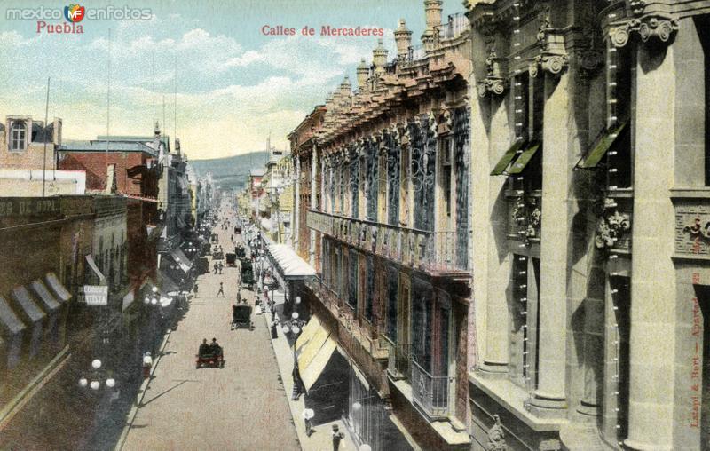 Calle de Mercaderes