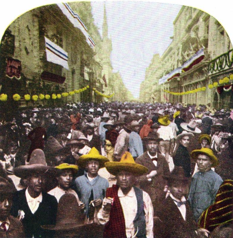 Celebración en la Calle de San Francisco