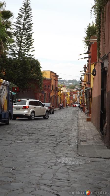 Calles del Centro Histórico. Abril/2014