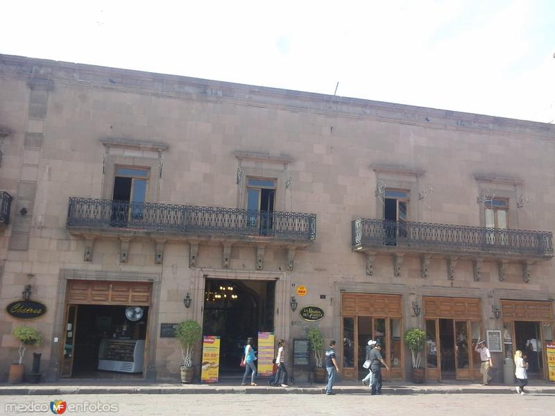 Casa de la Virreyna.