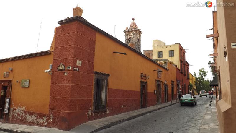 Calle Umaran en el Centro Histórico. Abril/2014