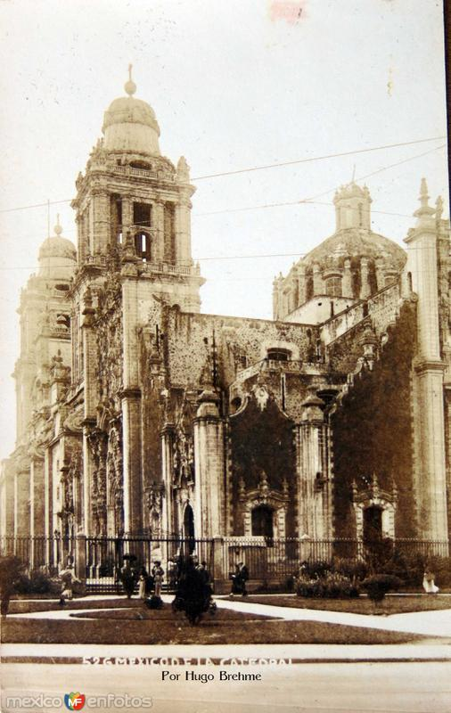 La Catedral por; HUGO BREHME Bellisima