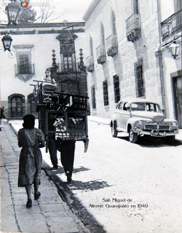 Cargador de Muebles 1949